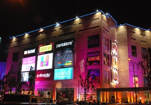 Mantri mall, Bangalore